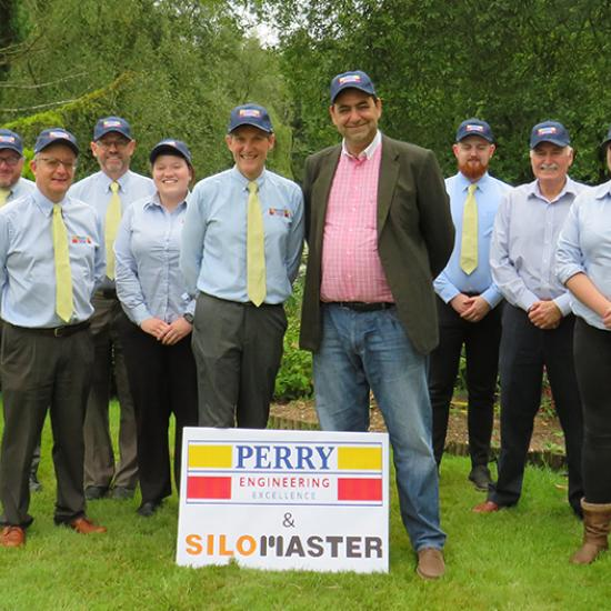 Perry Sales Team